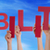 mãos · palavra · sempre · você · mesmo · blue · sky - foto stock © nelosa