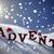 karácsony · hó · mikulás · kalap · piros · levelek - stock fotó © nelosa