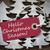 red label with hello christmas season stock photo © nelosa