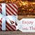 nostálgico · natal · decoração · etiqueta · citar · desfrutar - foto stock © nelosa