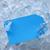 uno · cubo · de · hielo · agua · alimentos · luz · vidrio - foto stock © nelosa