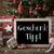 ностальгический · рождественская · елка · подарок · наконечник · доске · текста - Сток-фото © nelosa