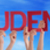 many people hands holding red straight word students blue sky stock photo © nelosa