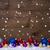 kék · hópehely · karácsony · golyók - stock fotó © nelosa