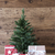 christmas tree with gifts vertical image stock photo © nelosa