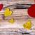 many hearts on wood stock photo © nelosa