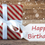 fête · étiquette · texte · félicitations · brun · anglais - photo stock © nelosa