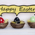 három · piros · húsvéti · tojások · képregény · szöveglufi · vicc - stock fotó © nelosa