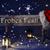 assinar · luz · de · velas · seis · alegre · natal - foto stock © nelosa