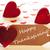 romantik · etiket · kalpler · metin · çok · İngilizce - stok fotoğraf © nelosa