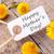 texto · feliz · dia · das · mães · coração · marrom · cartão - foto stock © nelosa