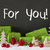 christmas decoration cement snow text for you stock photo © nelosa