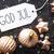 бронзовый · текста · веселый · Рождества - Сток-фото © nelosa