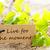 élet · pillanat · címke · természetes · néz · idézet - stock fotó © Nelosa