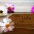 roxo · etiqueta · feliz · dia · das · mães · flores · crianças · feliz - foto stock © nelosa