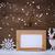Noël · décoration · bois · étoiles · sombre · arbre - photo stock © nelosa