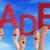 manos · despedida · muchos · rojo · palabra - foto stock © nelosa