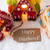 colorful gingerbread house snow text happy weekend stock photo © nelosa