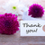 Purple · Label · счастливым · благодарение · цветок · цветы - Сток-фото © nelosa