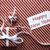 twee · geschenken · sneeuwvlokken · tekst · gelukkig · Engels - stockfoto © nelosa