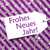 label on purple paper snowflakes neues jahr means new year stock photo © nelosa