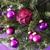 rosa · quartzo · natal · advento · temporada - foto stock © nelosa