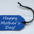 blue label with english text happy mothers day stock photo © nelosa