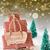 slee · geschenken · sneeuw · tekst · vrolijk · christmas - stockfoto © nelosa