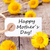 white tag with happy mothers day stock photo © nelosa