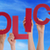 many people hands holding red word policy blue sky stock photo © nelosa