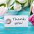 grazie · etichetta · tulipani · fiori · primavera · amore - foto d'archivio © Nelosa