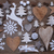 many christmas decorationheartsnowflakestreepresentreindeer stock photo © nelosa