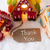 colorful gingerbread house snow text thank you stock photo © nelosa