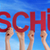 adiós · palabra · mano · rojo · concepto · texto - foto stock © nelosa