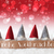 Noel · dekorasyon · kırmızı · Yıldız · kar · taneleri · beyaz - stok fotoğraf © nelosa