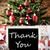 ностальгический · рождественская · елка · спасибо - Сток-фото © nelosa