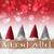 witte · geschenk · sneeuwvlokken · lijst · label - stockfoto © nelosa