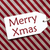 label on red wrapping paper text merry xmas stock photo © nelosa