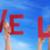 muchos · personas · manos · rojo · palabra - foto stock © nelosa