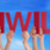 people holding straight german word freiwillig means voluntary b stock photo © nelosa