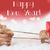 happy · new · year · Retro · etki · etiket · bant · dizayn - stok fotoğraf © nelosa