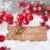 urbaine · ciment · cadeau · pointe · étiquette · texte - photo stock © nelosa