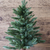 vertical christmas tree aged wooden background stock photo © nelosa