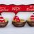 három · piros · húsvéti · tojások · képregény · szöveglufi · kellemes · húsvétot - stock fotó © nelosa