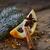 karácsony · fenyő · ág · fahéj · aszalt · narancs - stock fotó © nelosa
