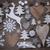 many christmas decorationheartsnowflakesstarpresentreindeer stock photo © nelosa
