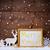 white and golden christmas card snowflake merry xmas stock photo © nelosa