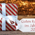 atmospheric christmas gift guten rutsch 2017 means new year stock photo © nelosa