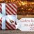 atmospheric christmas gift guten rutsch 2017 means new year stock photo © nelosa