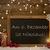 card blackboard snowflakes nikolaustag mean nicholas day stock photo © nelosa